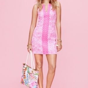 Lilly for Target Pink Shift Dress